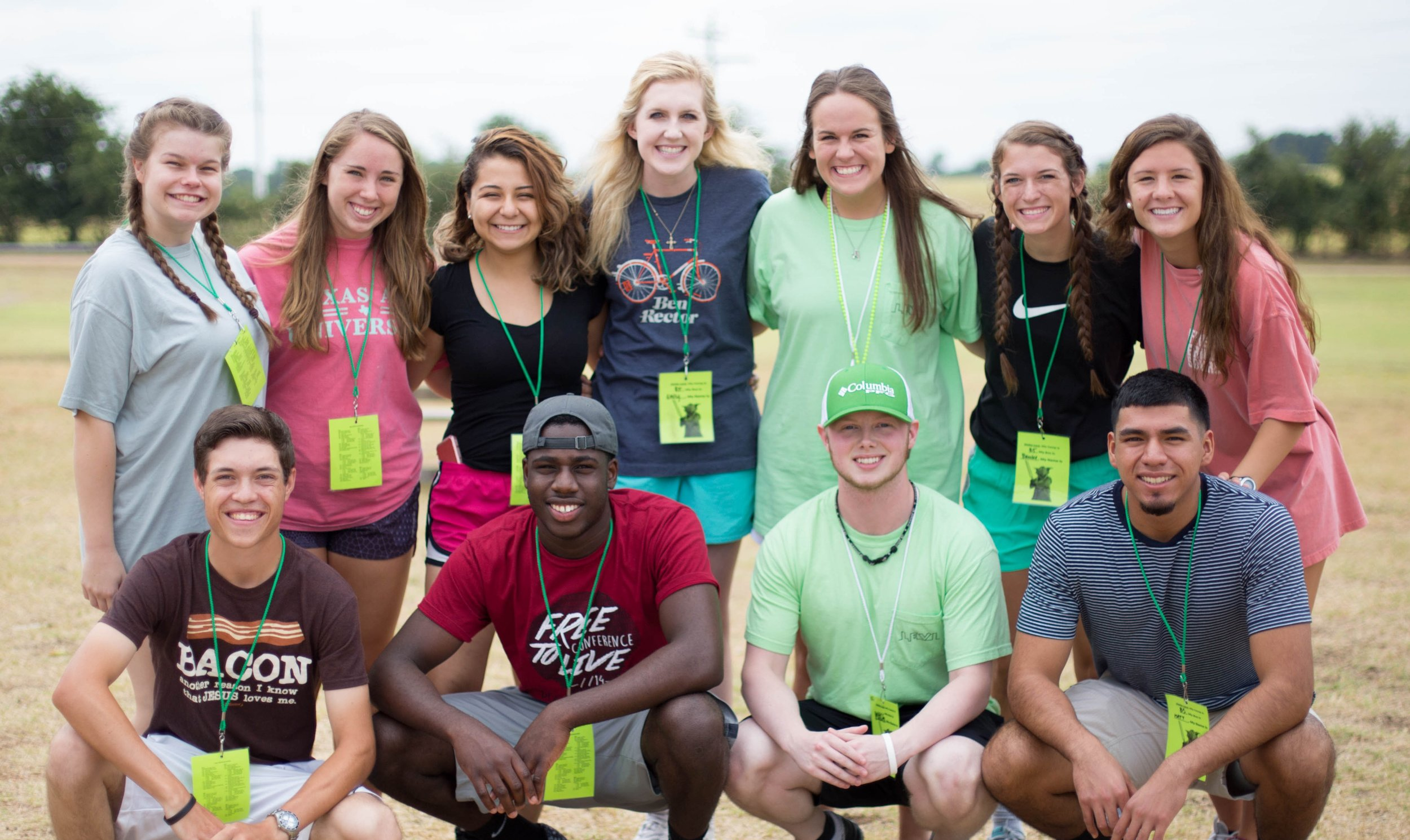 Just one of the 195 Basic Groups of Impact 2016.