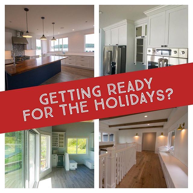 Looking to spruce up your home interiors before the holidays? Give RPG a call at (360) 821-9918. - - #rogerspaintgroup #residentialpainting #homepimprovement #interiorpainting #cleanlines #matsmatsbay #homeupdates #holidayseason #porttownsend