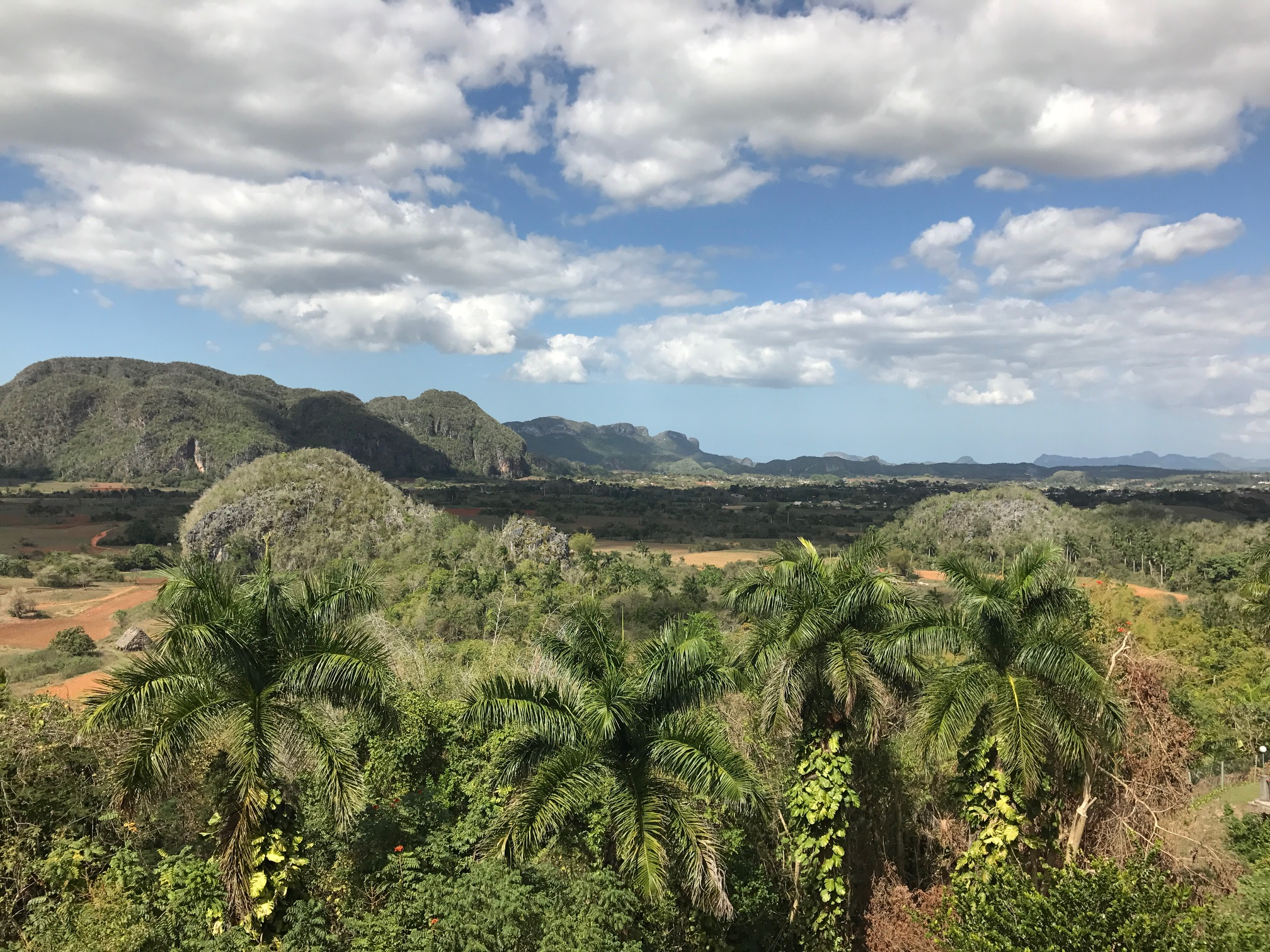 A day tour through the countryside village of Vinales