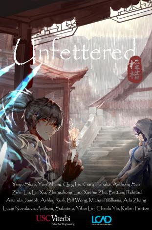 Unfettered - Video Game