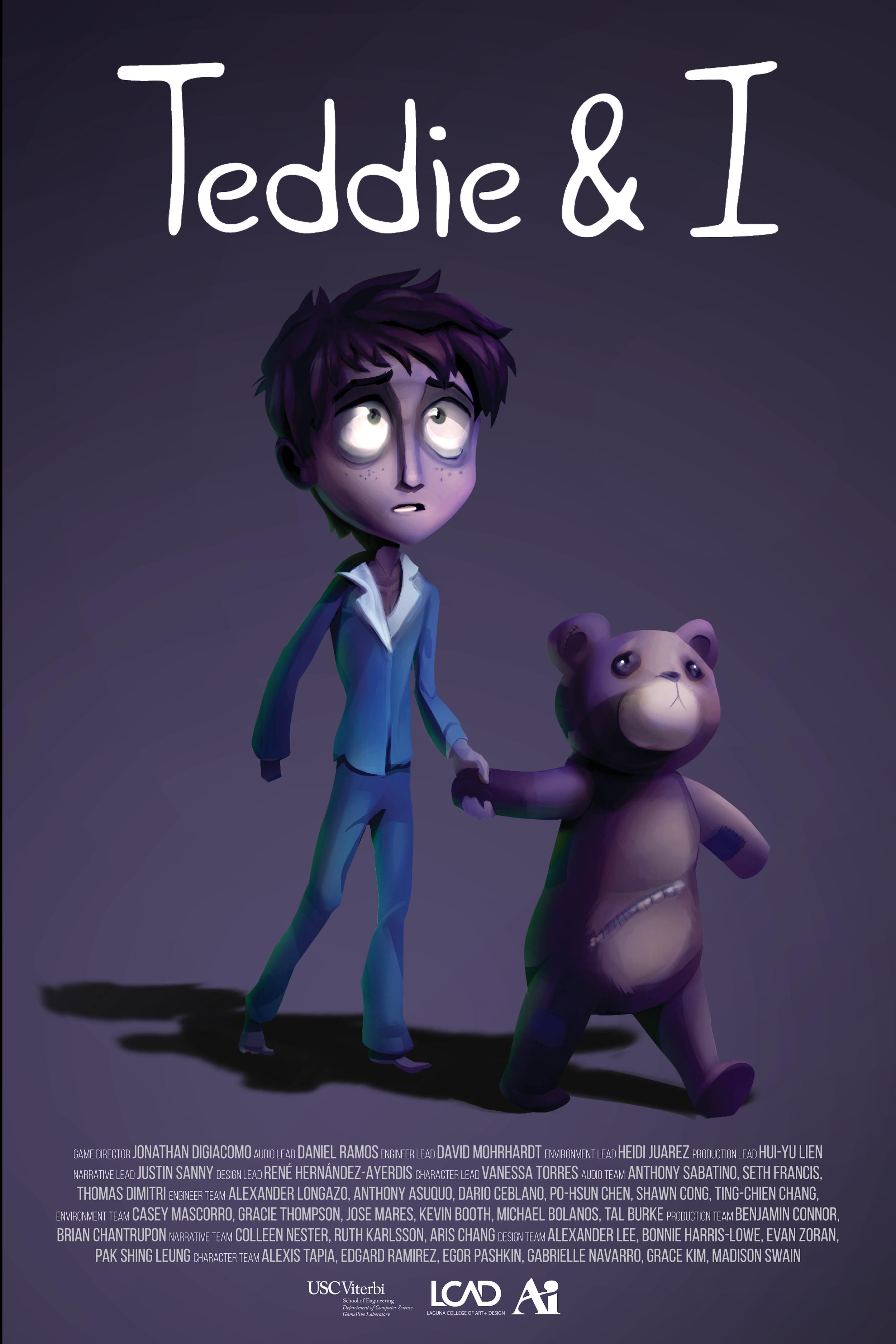 Teddie & I - Video Game