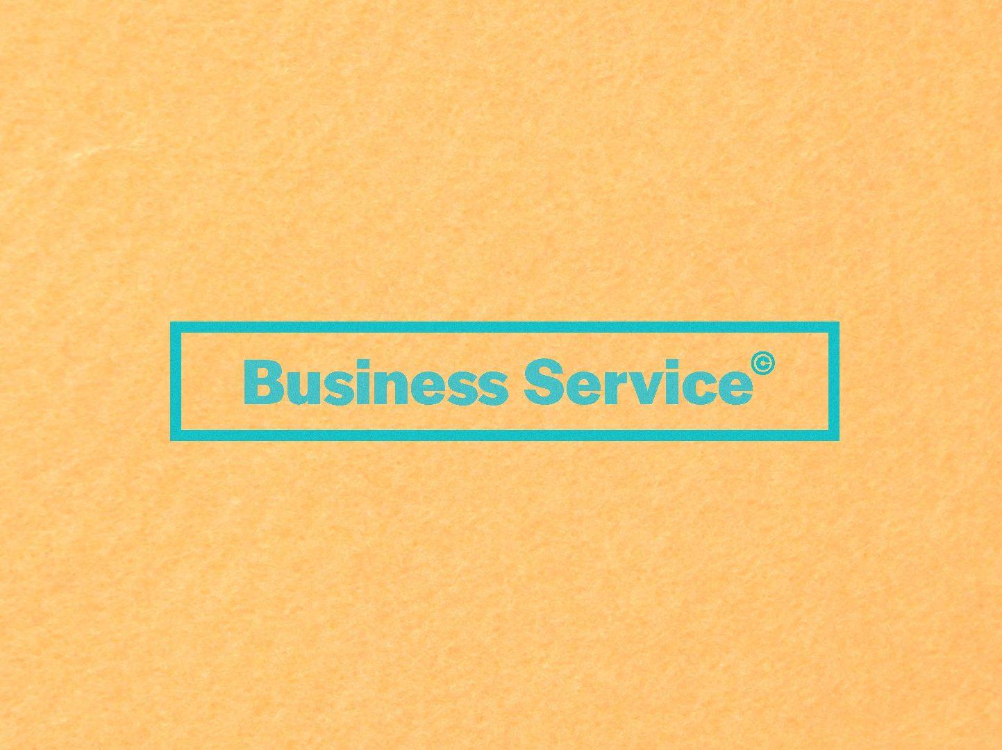 Business Service - Short