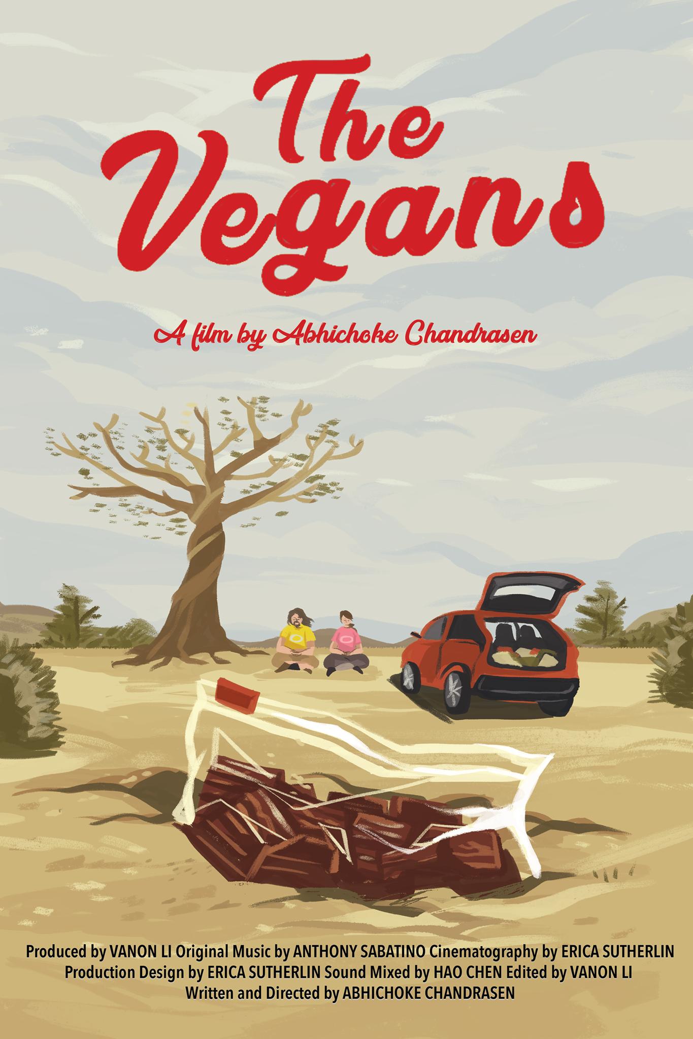 The Vegans - Short