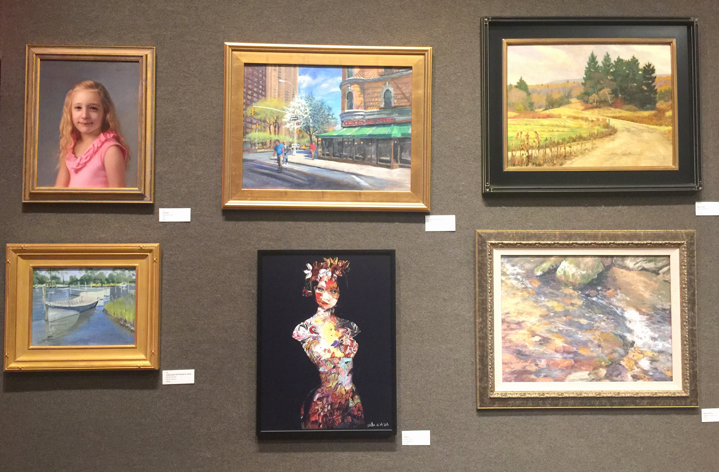 Samjna together with many other beautifully painted artworks...is it wrong that I really want to buy them all!?