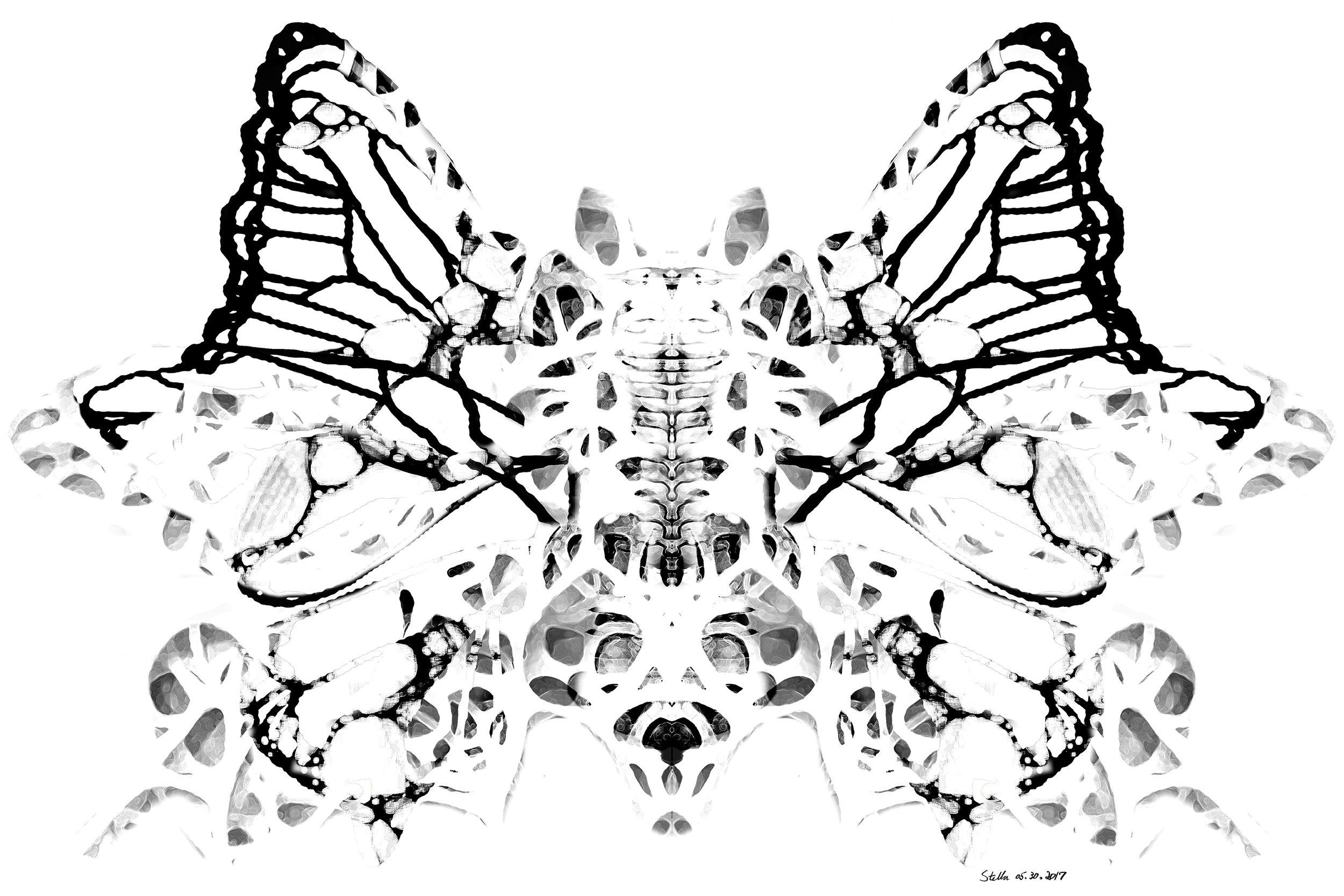 Exoskeleton Original Print