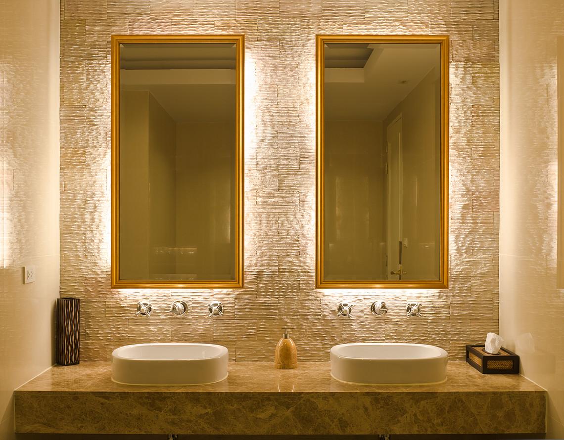 Denver, NC bathroom design