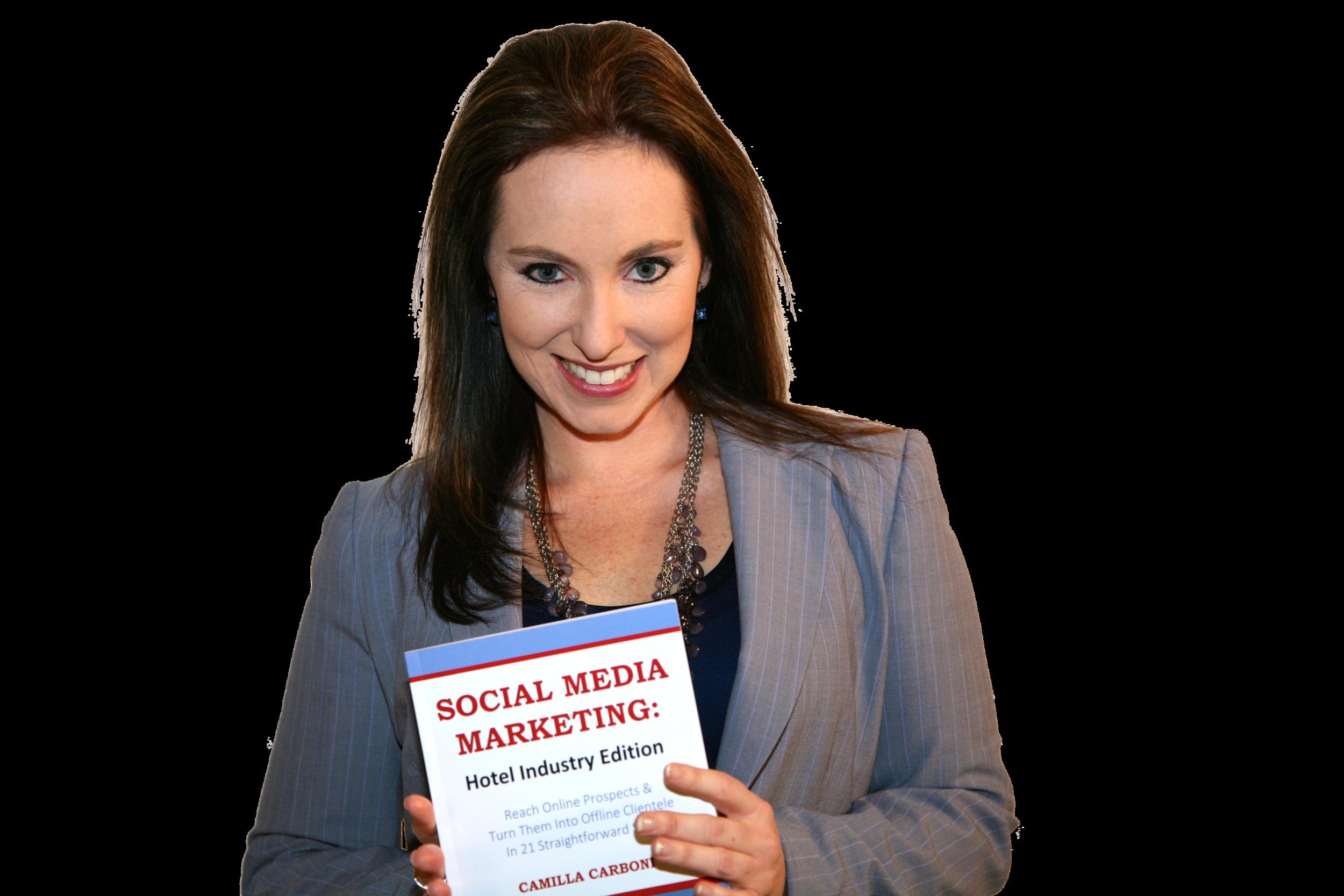 Camilla Carboni - Marketing Books