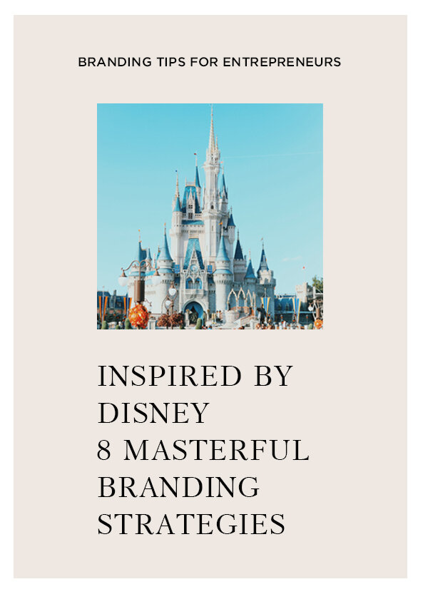 Disney Brand - Branding Tips For Entrepreneurs