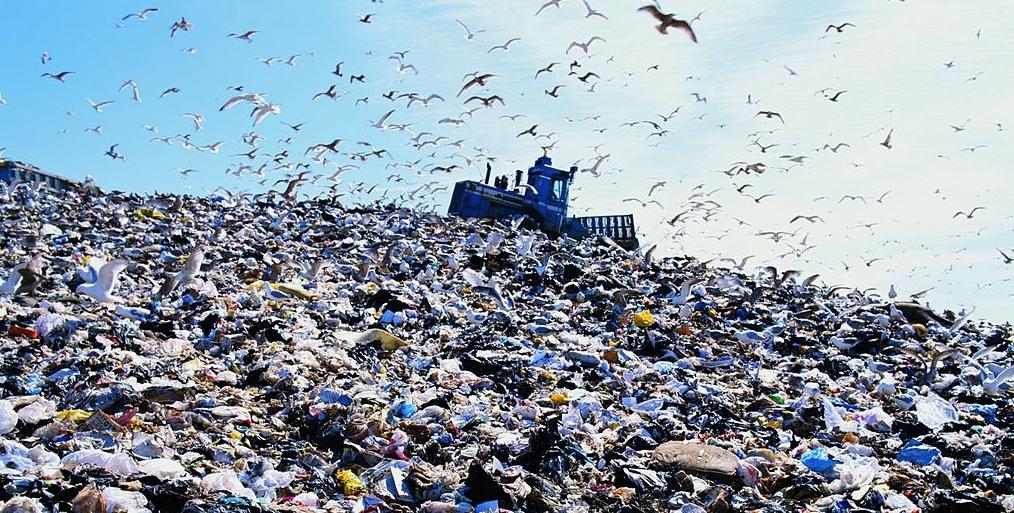 yep, landfill = urgent. [gettyimages]