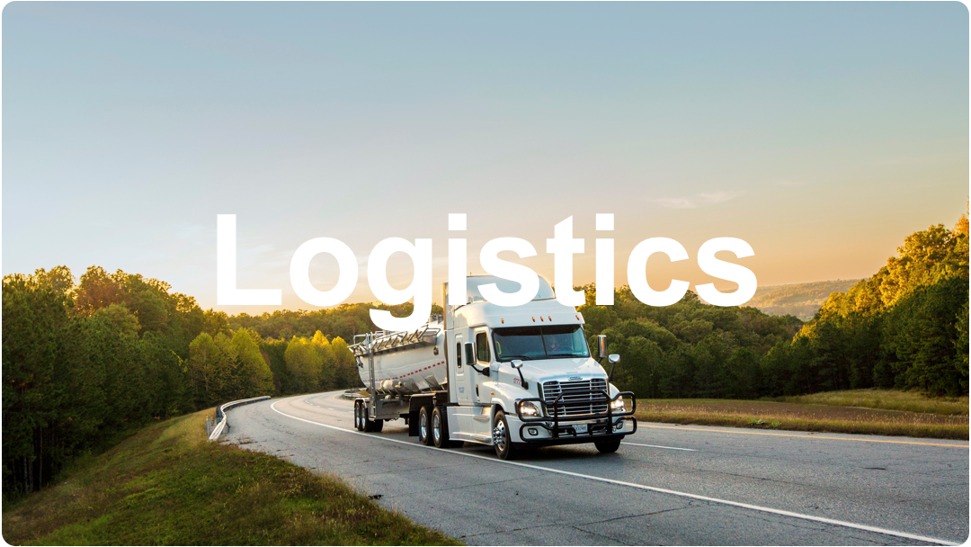 Our Logistics team provides reliable and flexible solutions to the business through both internal fleet and external Third-Party Logistics (3PL) transportation options.