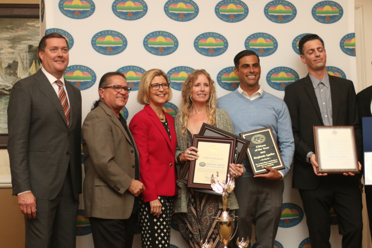 Chamber of Commerce Hosts Meeting of Members, Installation of Officers & Awards Ceremony