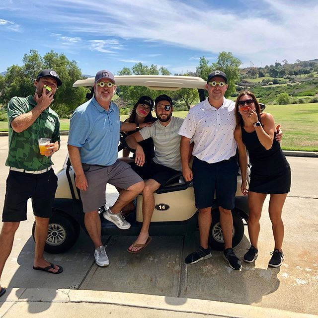 We appreciate seeing our members enjoying themselves as much as we enjoy having them with us! 🤪😎🤩💙🔥⛳️🤘 🏴‍☠️ #MemberAppreciation #WeekendWarriors #clublife #sundayfunday #weloveourmembers #goals #bellacollinagolf