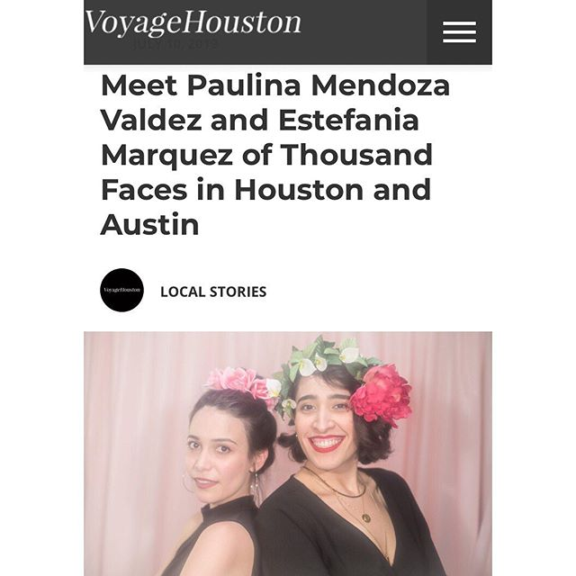 Btw, we got featured in @voyagehouston ! 🙌 We could not be more thankful. This is a huge encouragement to expand on our passion project 💙 More exciting things to come🙌 Find the link in bio. 📸 @m_s_g_lyfe . . . . #thousandfaces #thousandfacesco #voyagehouston #art #artist #texasart #curators #texascurators #contemporaryart