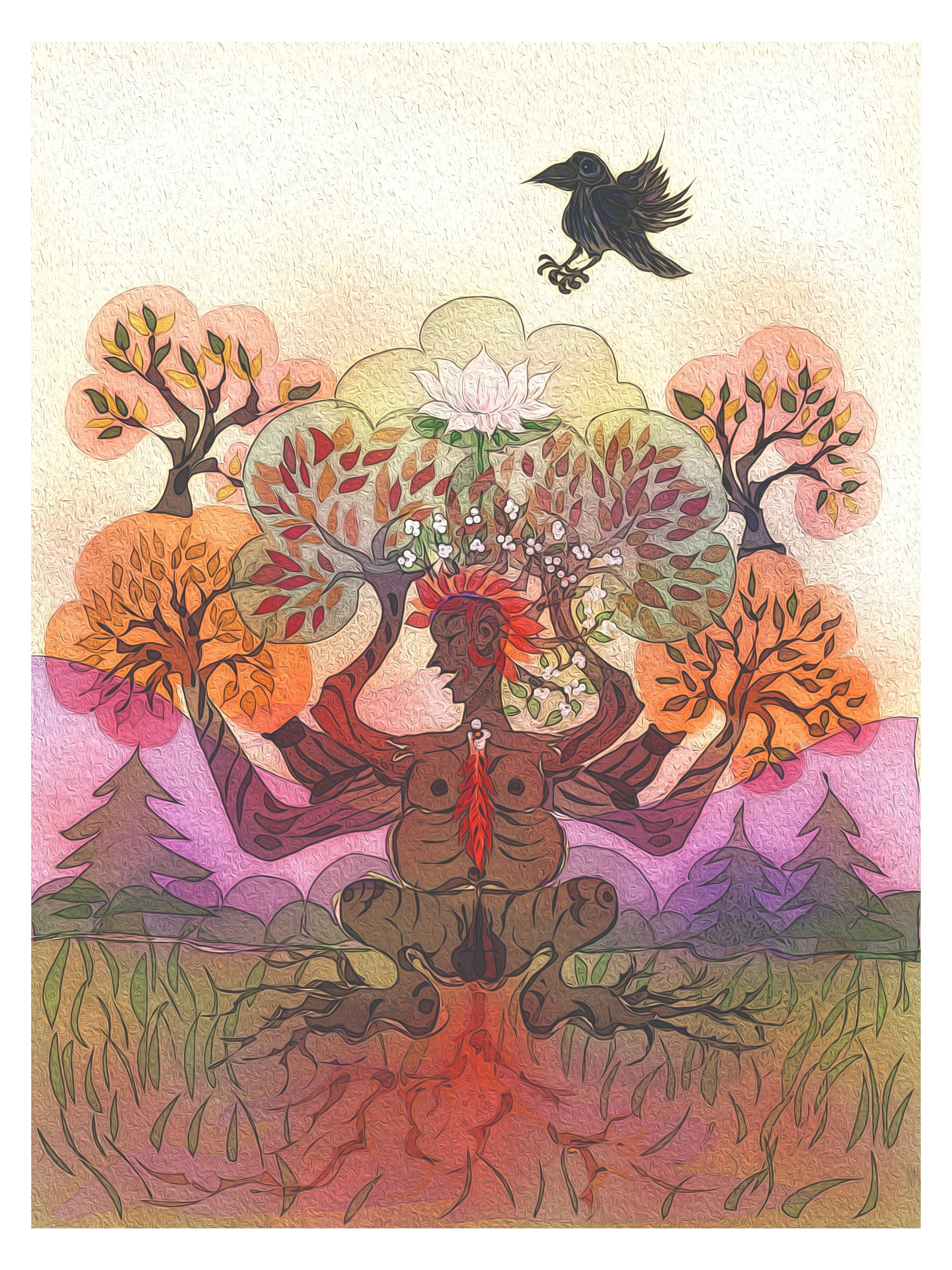 Kali Gives Birth II