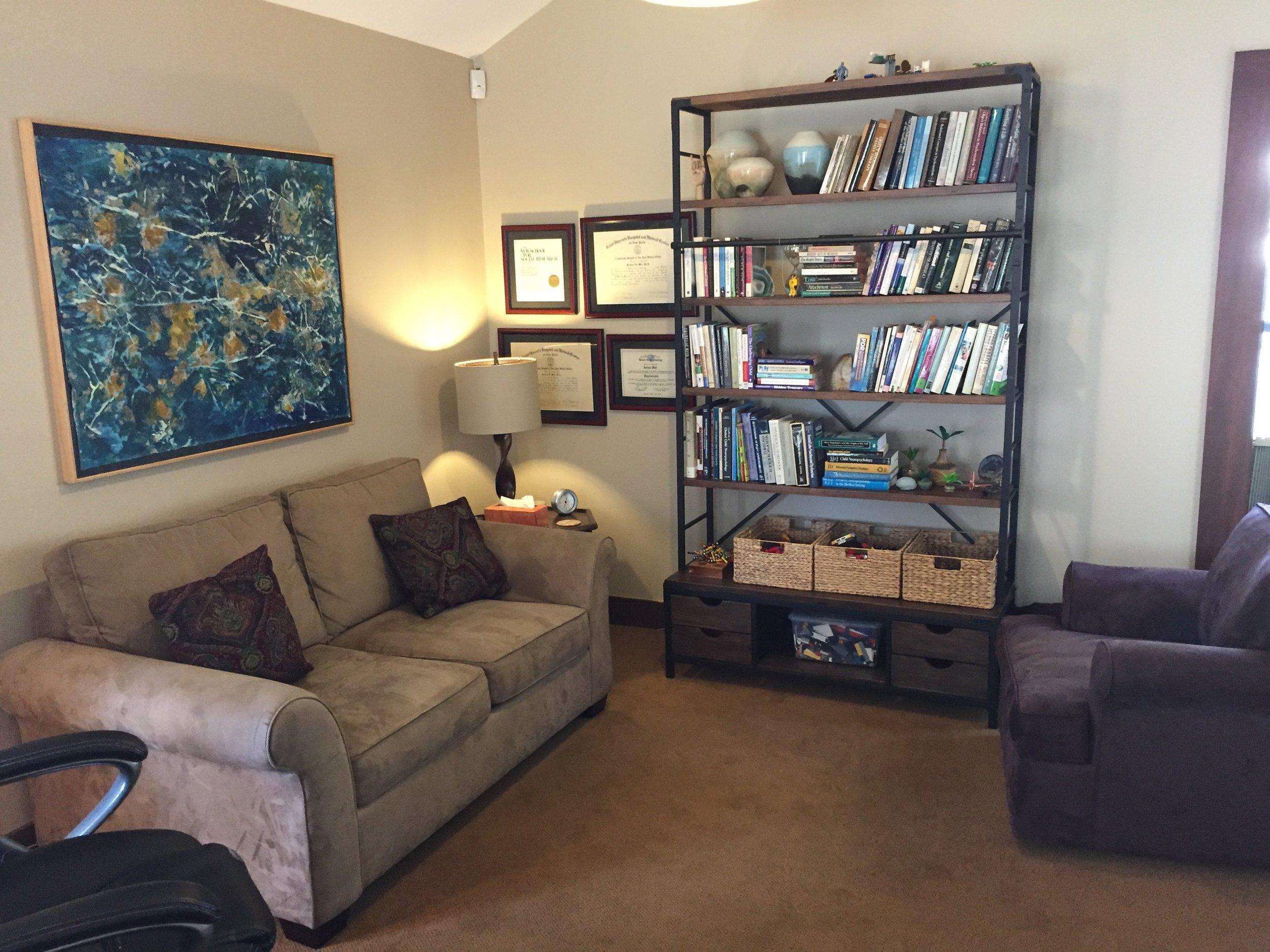 Jordan Witt PhD Santa Barbara Office