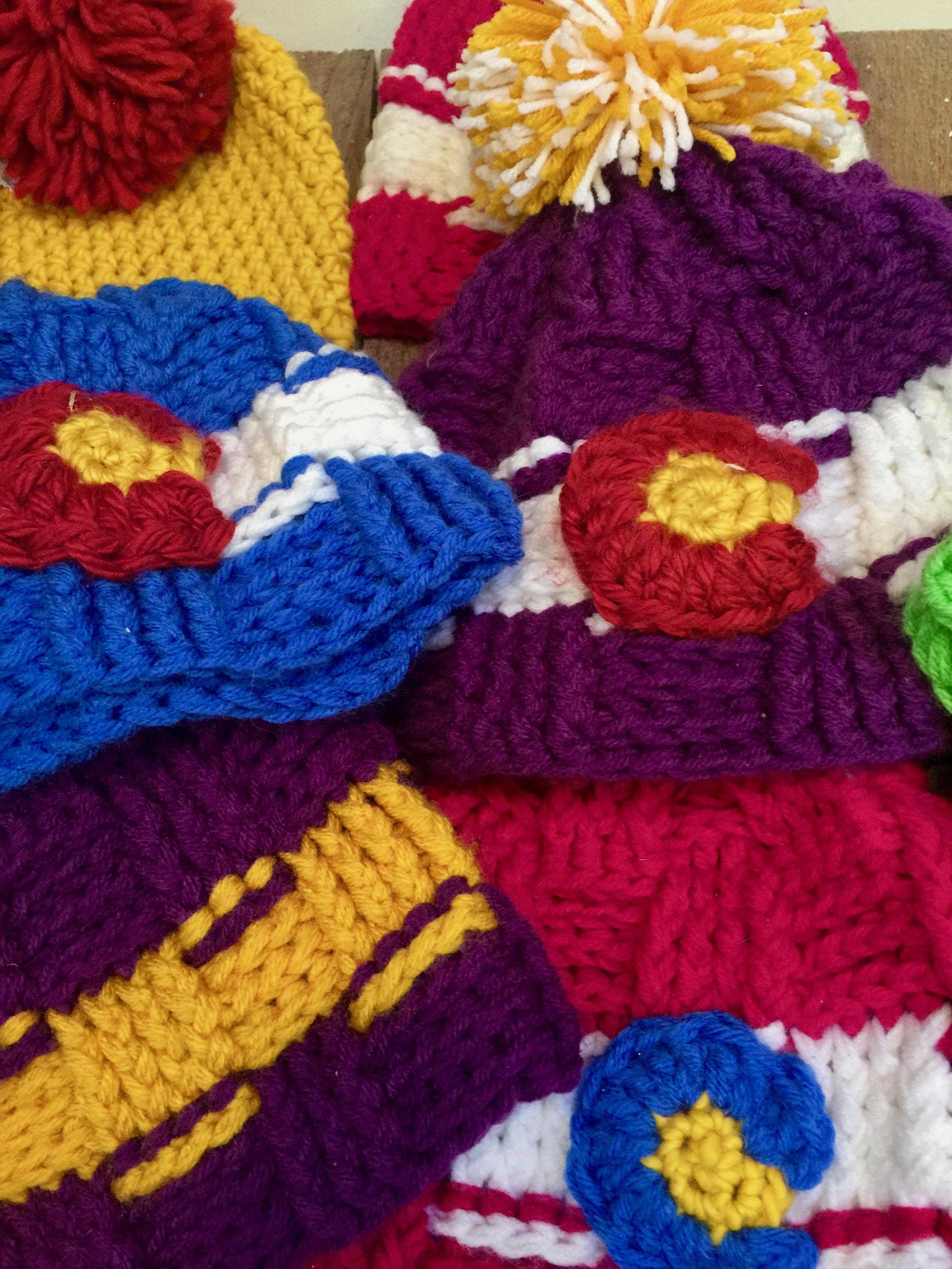 Aspen Day Crochet
