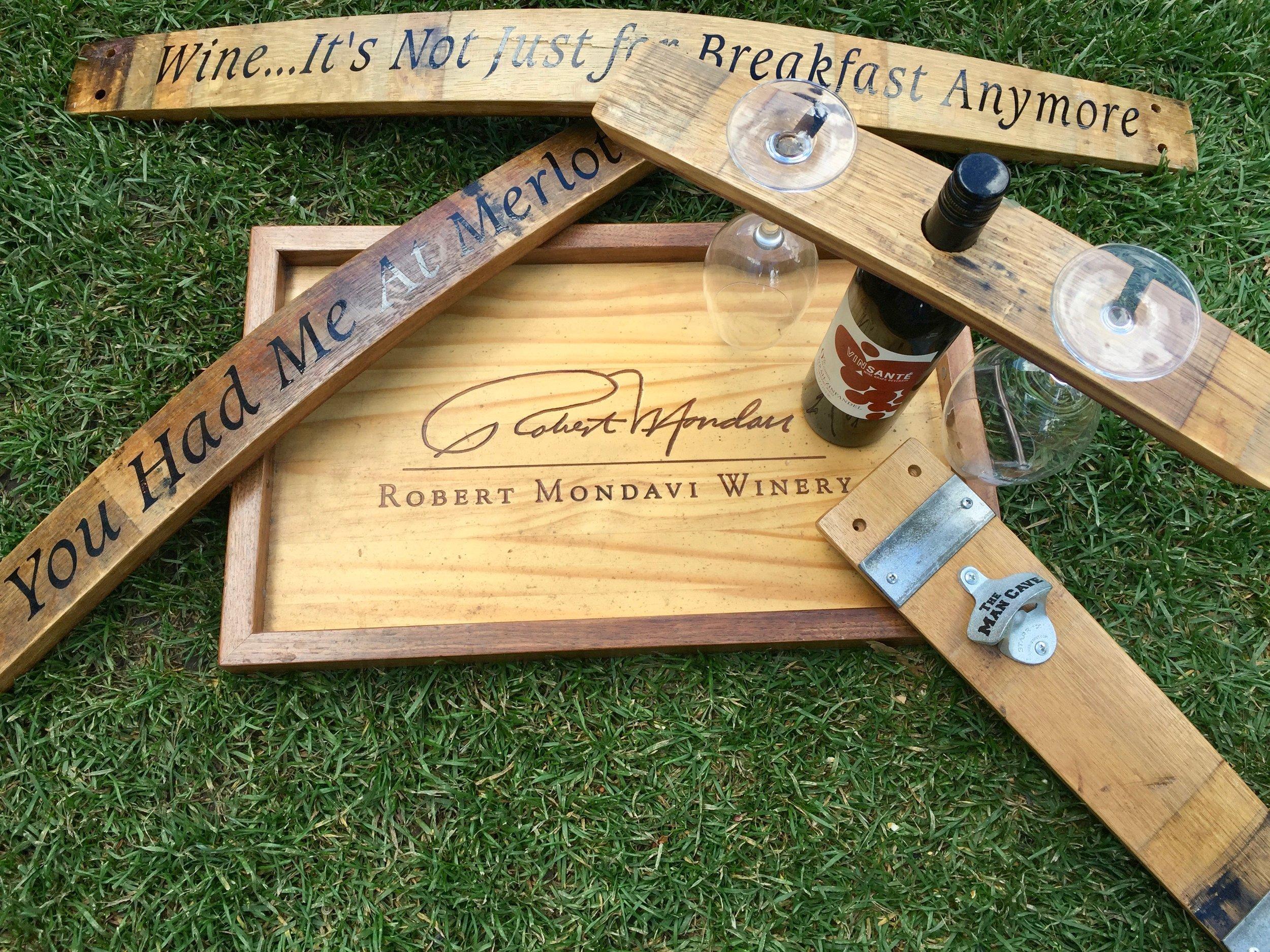 Brad Evans Wine Design