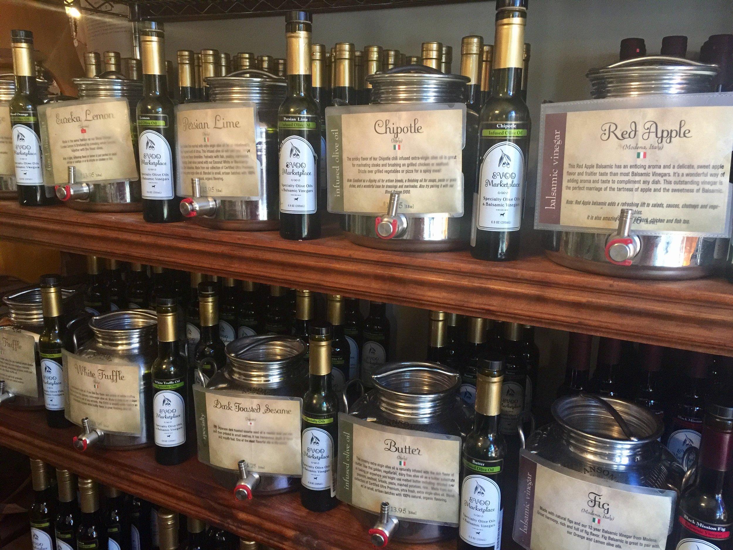 EVOO Oils