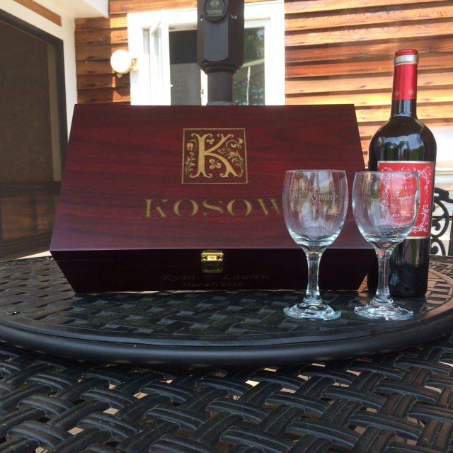 Wine Set Kosow