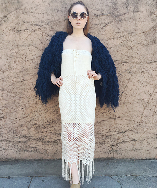Canyon Child Serrano Crochet Dress