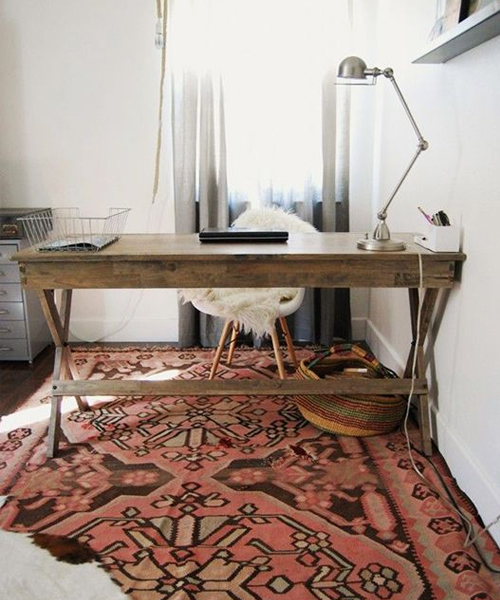 Oriental and Sherpa rugs