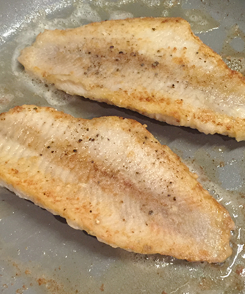 Cooked Catfish