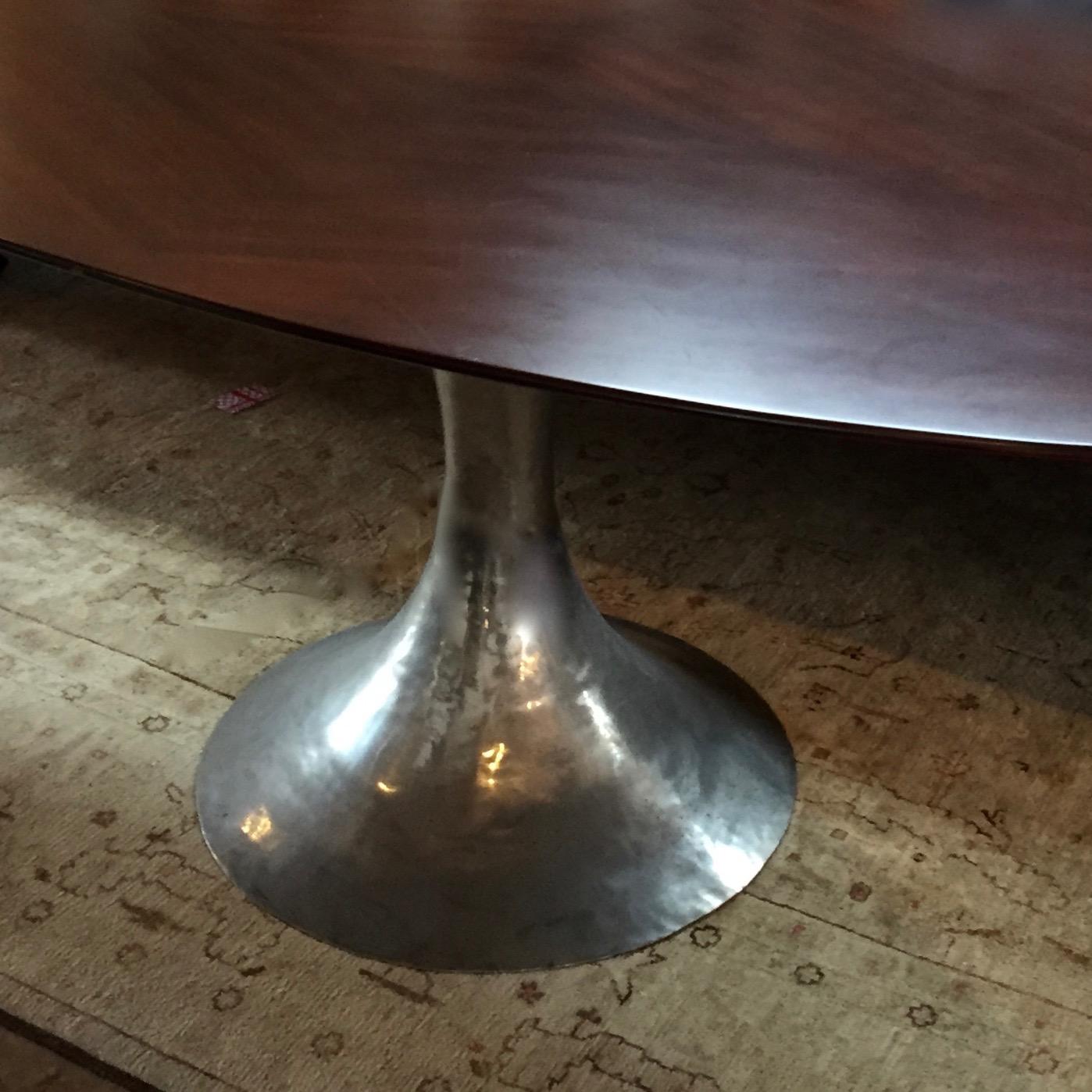 Zinc Table Base