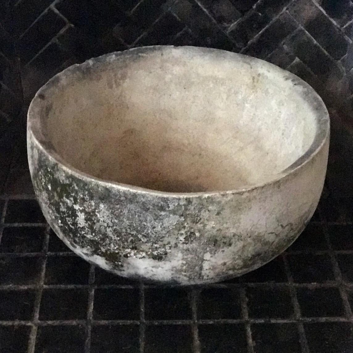 Large Cement Bowl