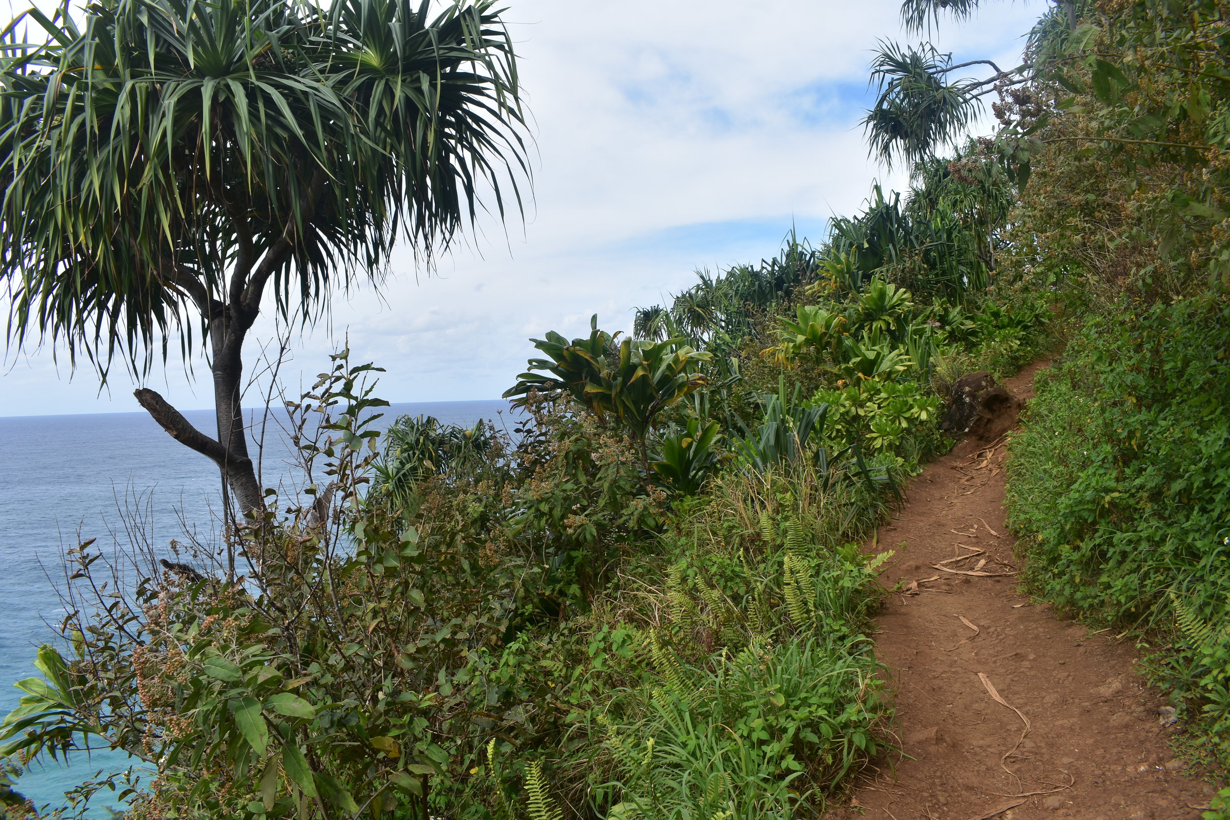 Hiking The Kalalau Trail, Na Pali Coast