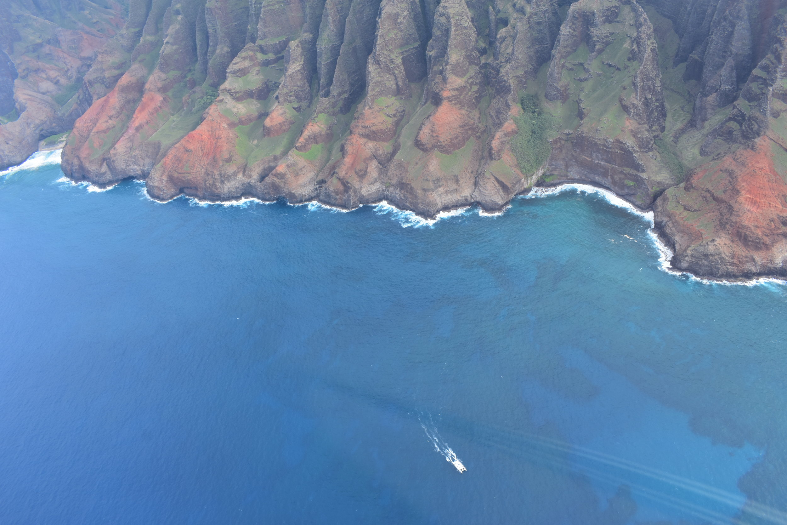 Flying Over Kauai With Safari Helicopter Tours
