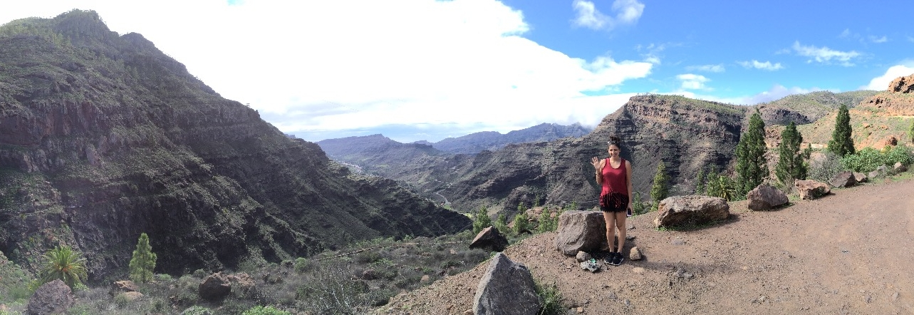 More views from Highway 60, Gran Canaria