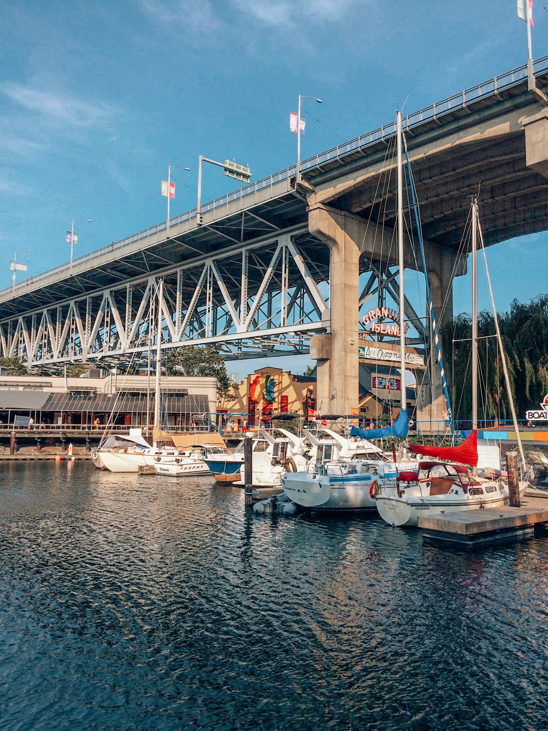 granville-island-vancouver-itinerary