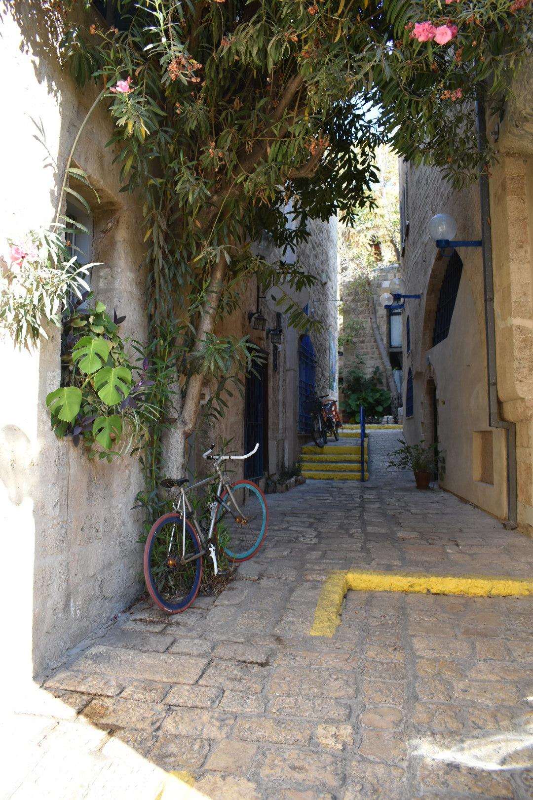 streets-of-old-jaffa-tel-aviv