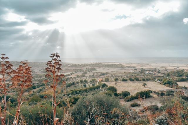 Road trip through Sardinia