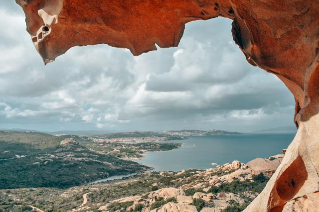 Views of La Maddalena from the Emerald Coast