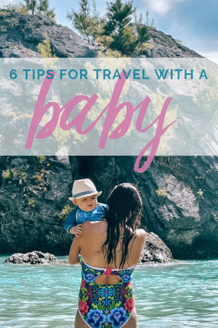 Tips for Travel With Baby - Pin.png