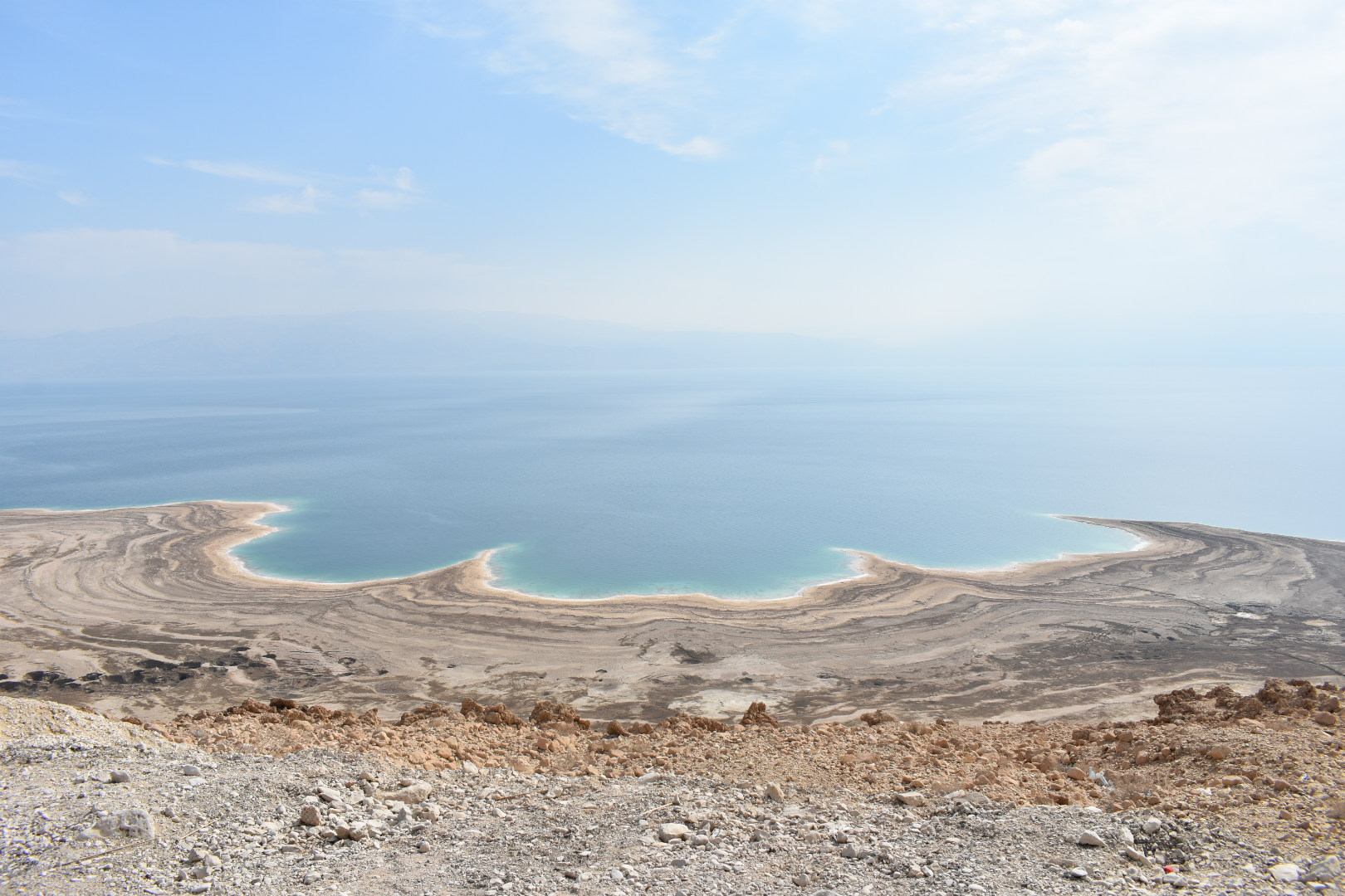 The Dead Sea - Places in Israel You Must Visit - The Traveler's Journey Blog