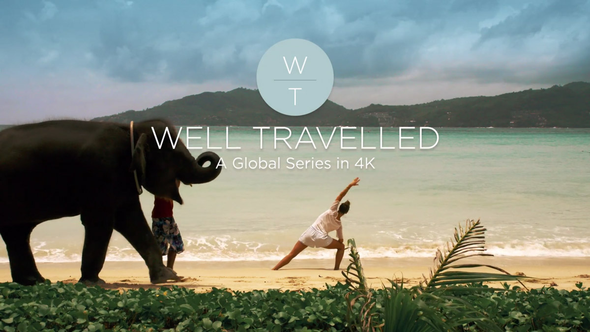 Current production: well travelled