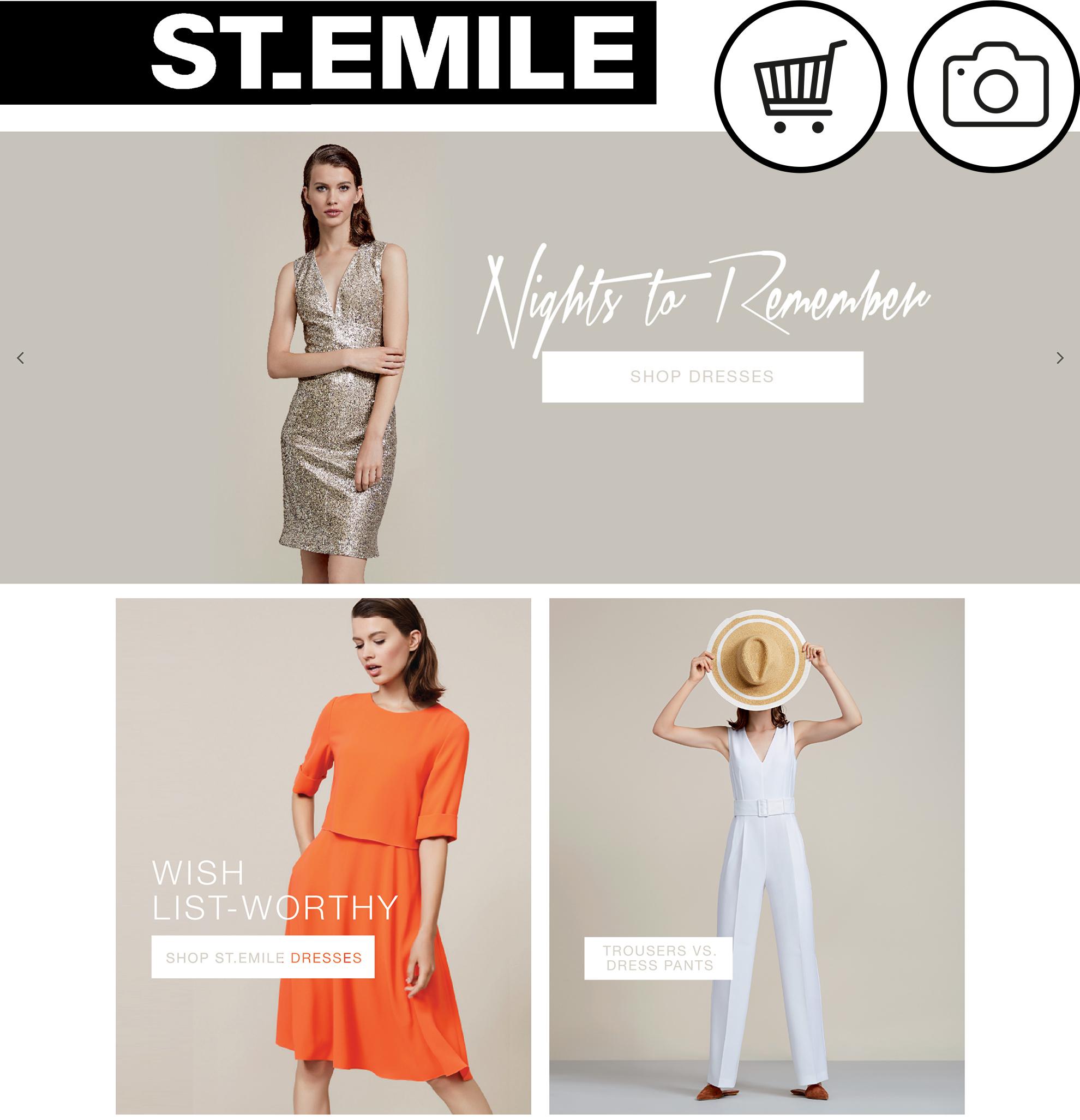 Shopify Einführung - ST.EMILE