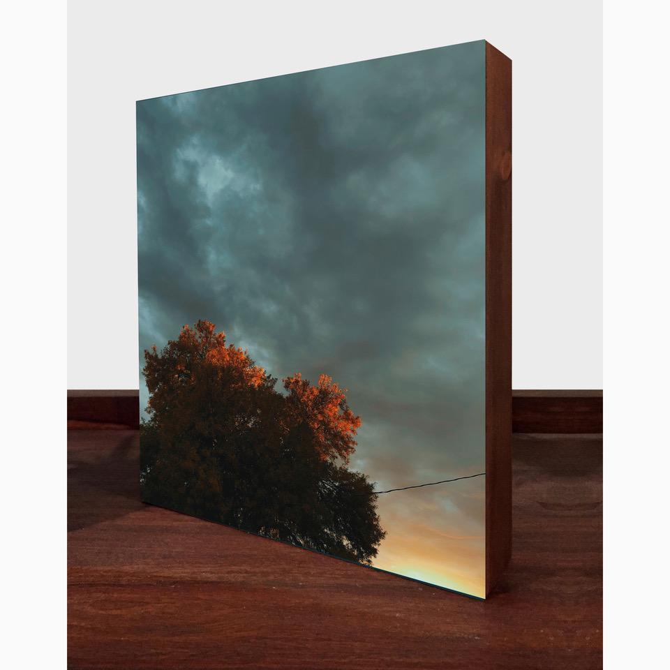 Wood Block Print