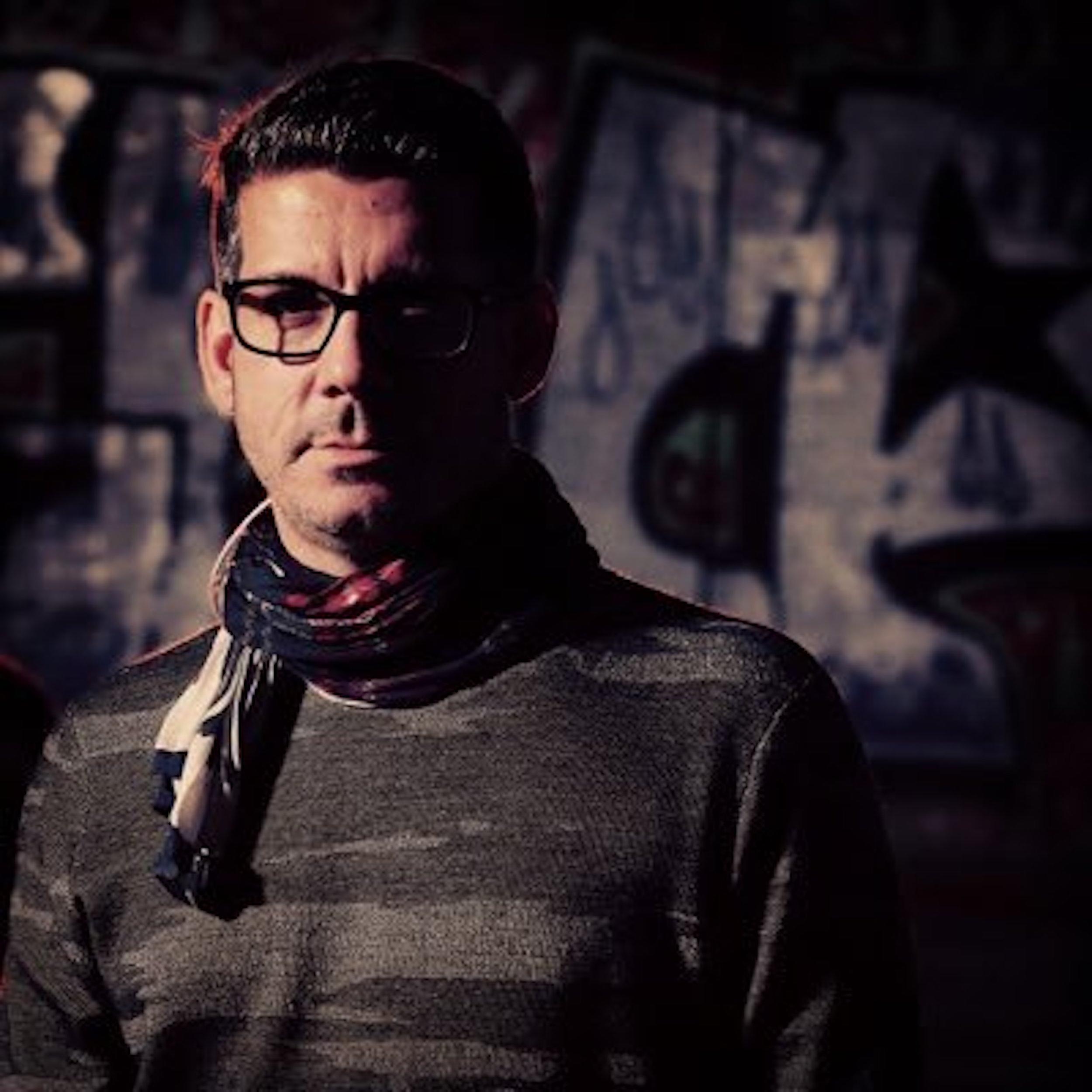 Director David Rousseau