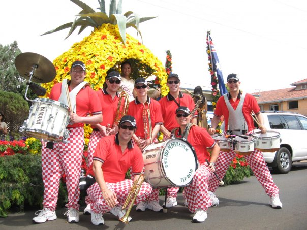 The Peppers - Toowoomba Carnival of Flowers