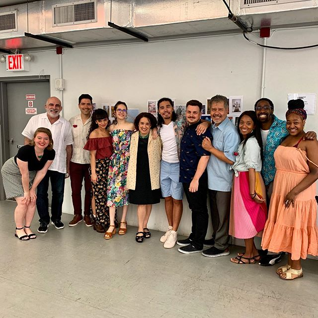 "I was given the opportunity to direct a dream project of mine @roundaboutnyc ... I chose ""Cat On A Hot Tin Roof"" and explored it through a Latinx lens. I think it is important to tell these stories, to re-examine our cannon and consciously create the future of it.  So much gratitude and love for all of those who made this wild dream possible. Esto es sólo el comienzo...✨🇨🇺"