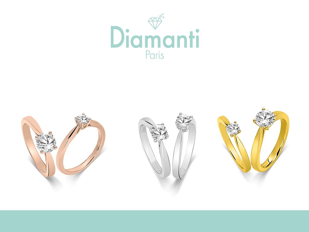 Diamanti Paris Bague