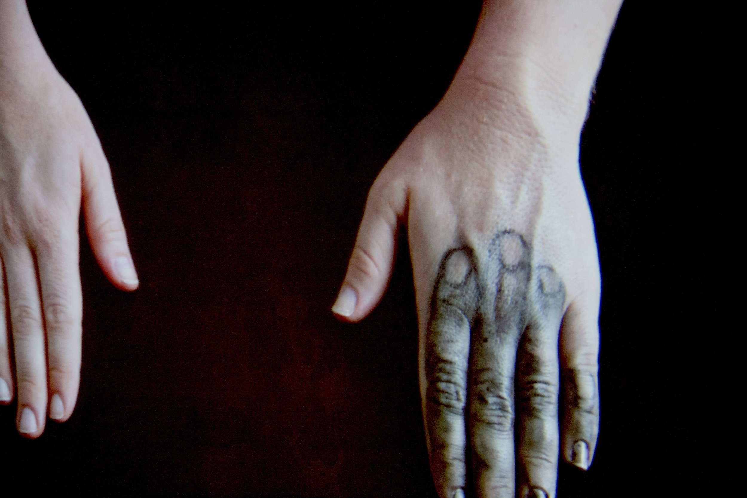"Alysha Creighton: ""Touch"", stop motion animation, 2011"