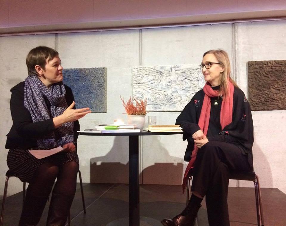 Lise Skytte Jakobsen and Hanne G., 2017