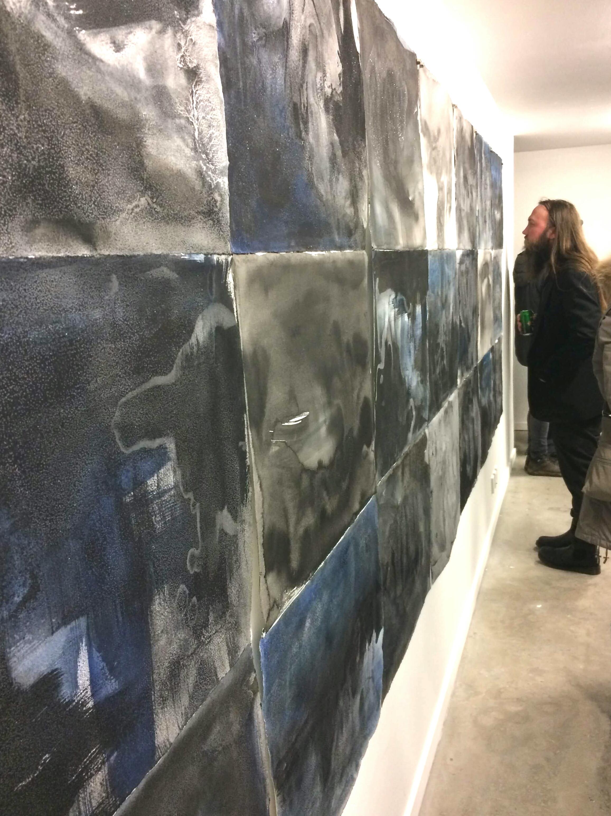 Nika Blasser, Salt Land, Salt Sea: Drømme fra vor Jord