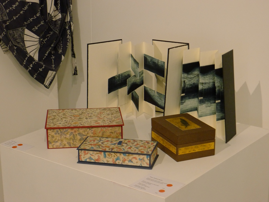 Yoka boxes and Gallery books