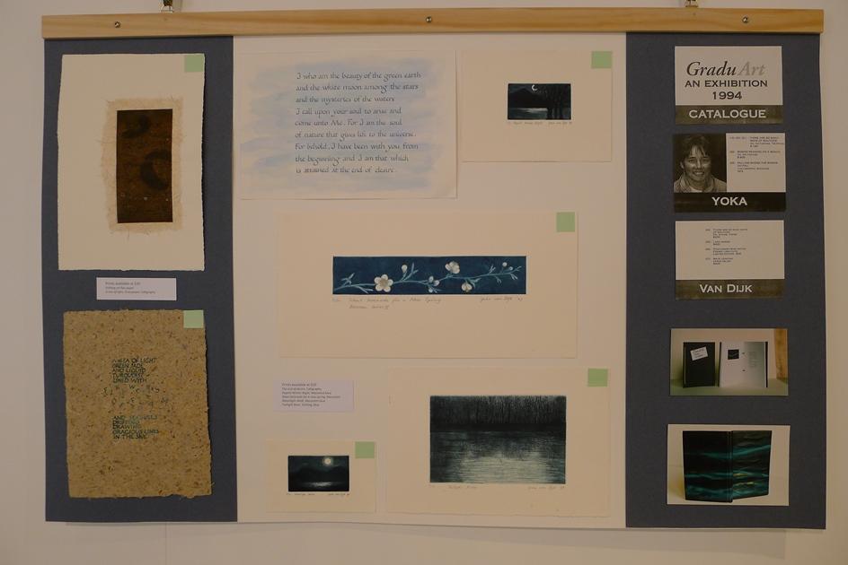 Yoka Panel mezzotints