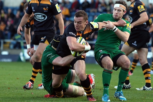 London Wasps vs London Irish (LV Cup - 9th November 2014)